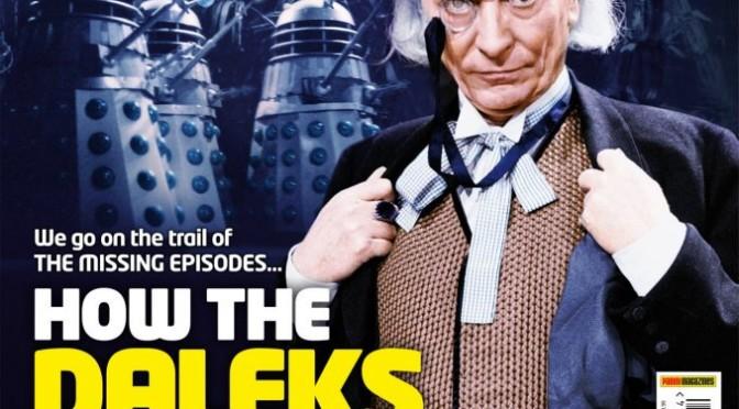 Doctor Who Magazine #444