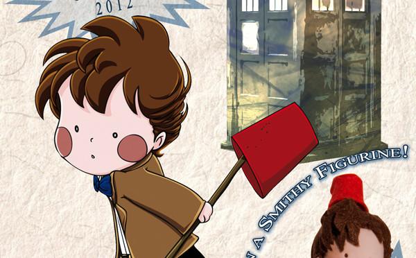 Comic Who Script Contest 2012