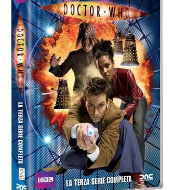 DVD della terza stagione, finalmente in Italia