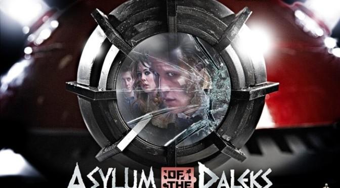 Asylum of the Daleks, screening al BFI.