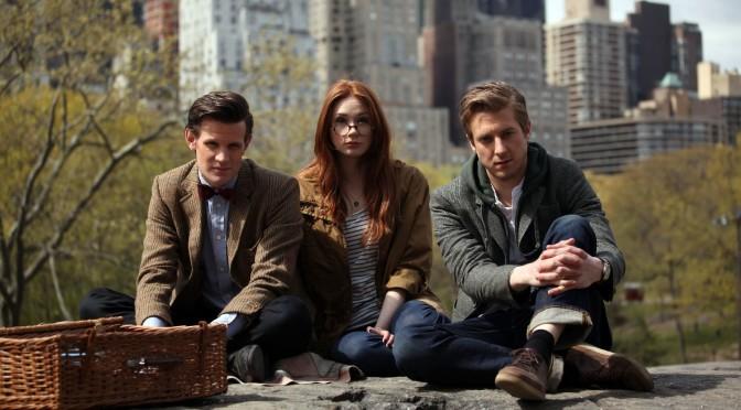 "Moffat spiega perché ""The Angels Take Manhattan"" è definitivo"