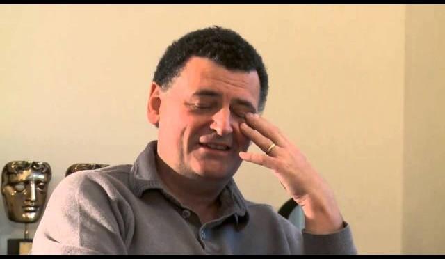 Intervista a Steven Moffat alla Gallifrey One 2013