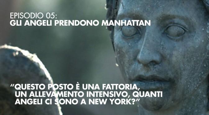 """""""Gli Angeli prendono Manhattan"""" e """"I pupazzi di neve"""" alle 21:10 su Rai4!"""