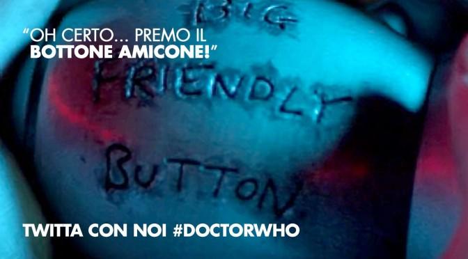 """""""Viaggio al centro del TARDIS"""" e """"L'orrore cremisi"""" alle 21:10 su Rai4!"""