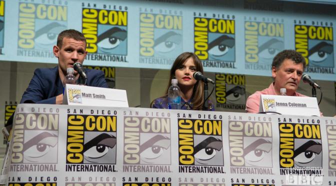 Doctor Who alla Comic-Con 2013