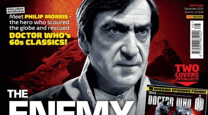 Doctor Who Magazine #466