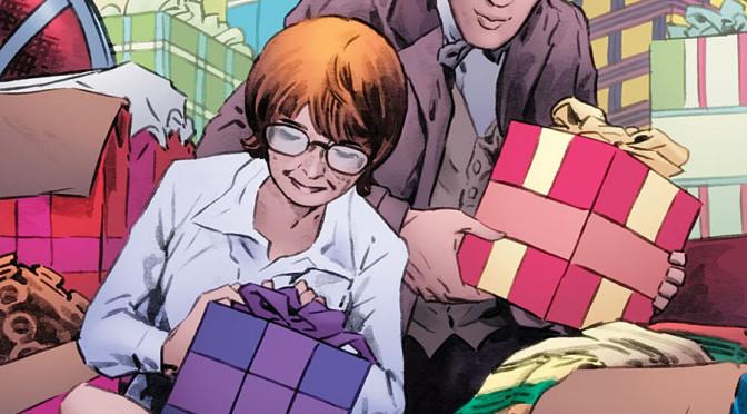 Un fumetto di Paul Cornell per Natale