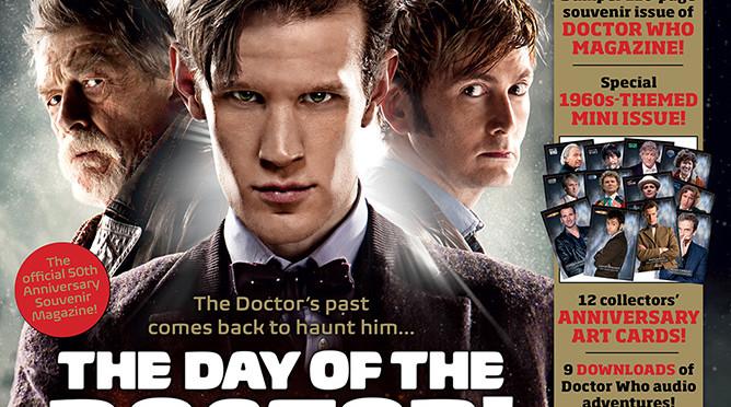 Doctor Who Magazine #467