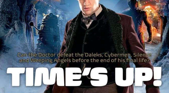 Doctor Who Magazine #468