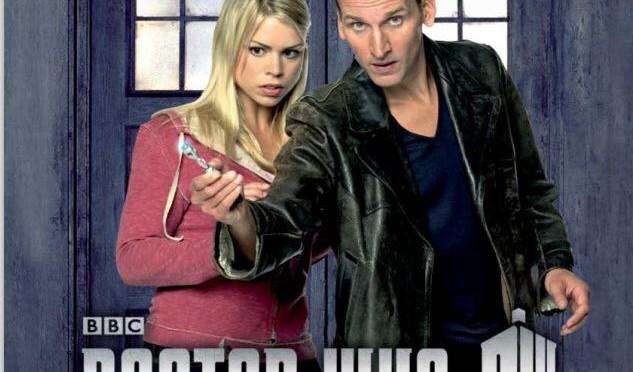 Doctor Who a Cartoomics 2015