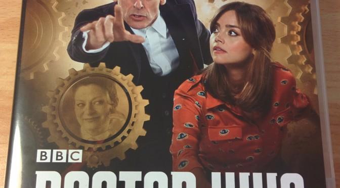 DVD e Blu-ray dell'ottava stagione