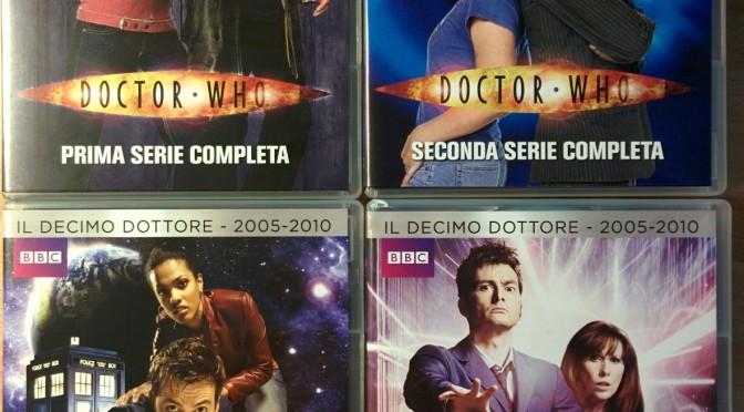 I nuovi DVD italiani