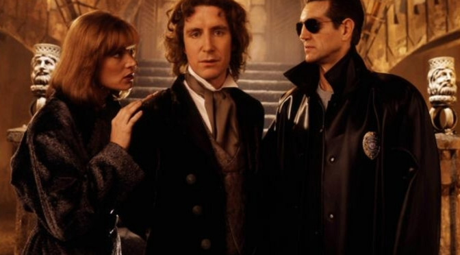 Doctor Who – The movie