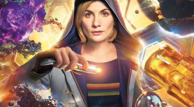 Doctor Who alla Comic-Con 2018